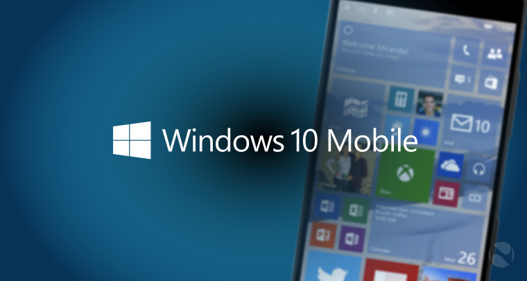 Windows 10 Mobile