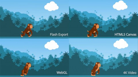 Adobe abandons Flash in favor of HTML5