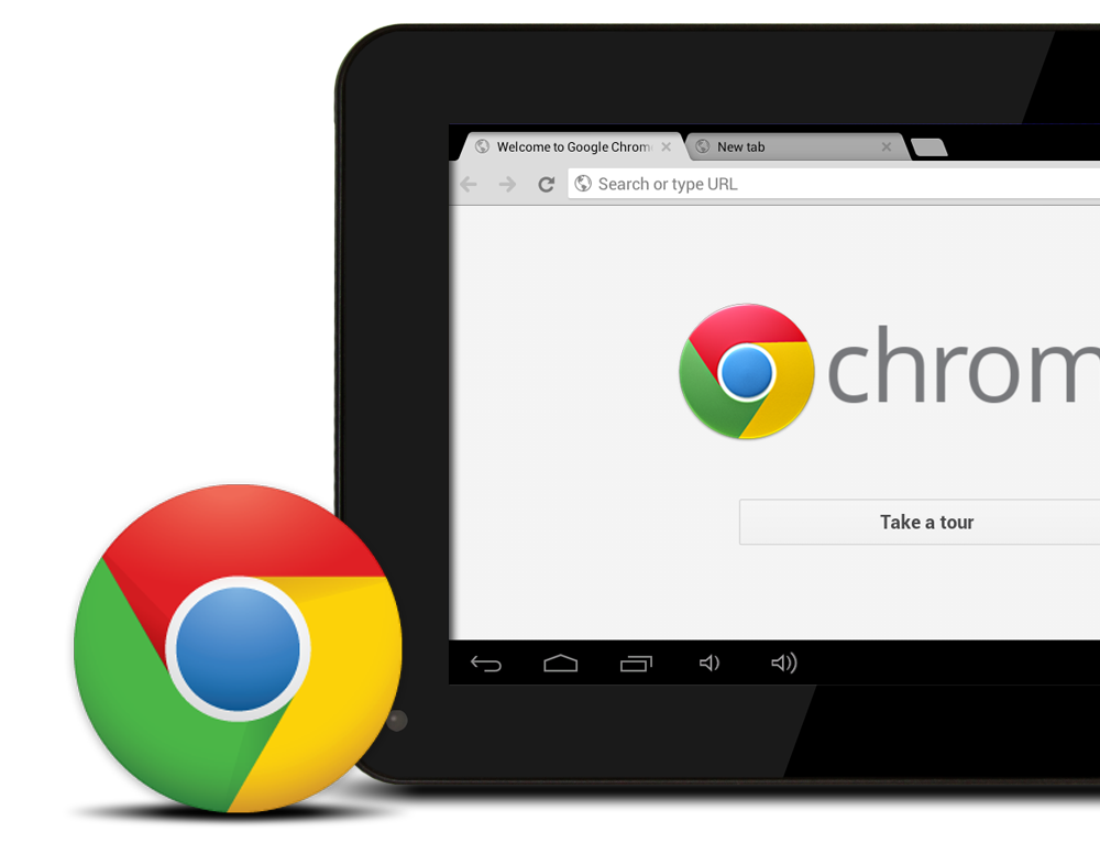 Google Chrome Mobile - фото 4