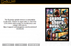 The Rockstar update service is unavailable code 202