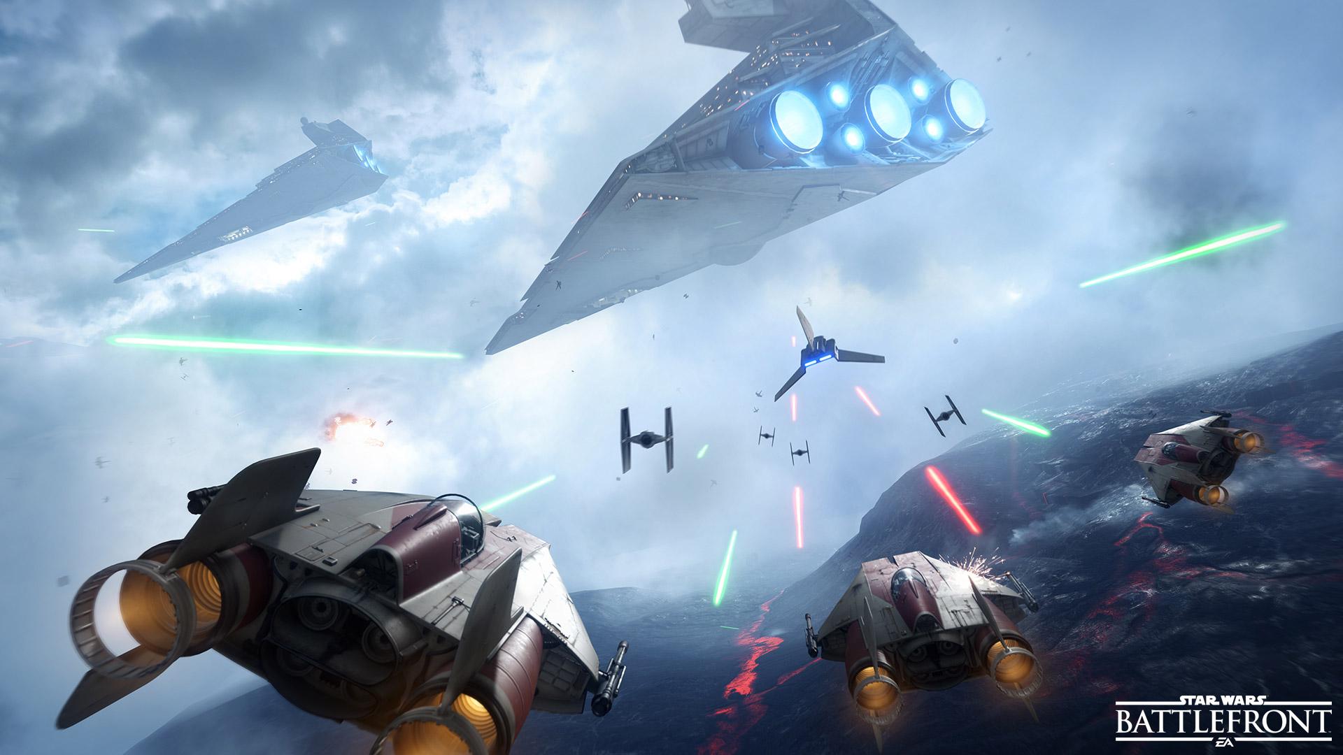 Star Wars: Battlefront launch problem – solution