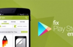 How to fix application install error code 961 in Google Play