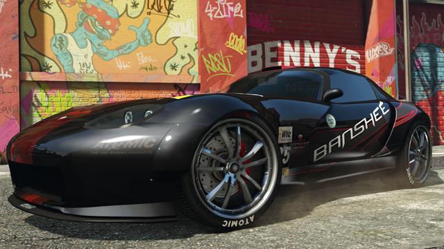Sultan & Banshee upgrades gone after GTA V online restart - solution