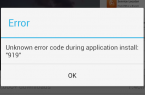 How to Fix/Solve Error 919 in Google Play