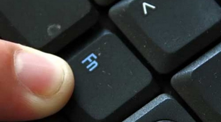 How to disable Fn key on a laptop?