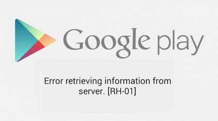 Error retrieving information from server [RH-01]
