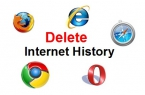 How to clear search history in Browser?