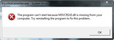 Mfc110u.dll скачать для windows 7