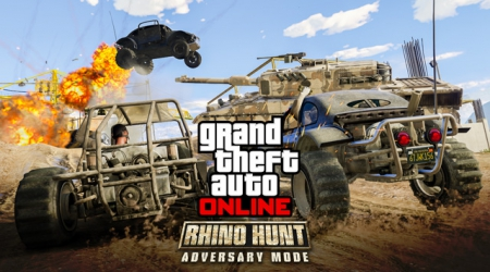 Rhino Hunt GTA Online