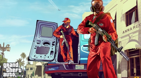 How to change language in GTA 5 on PC?