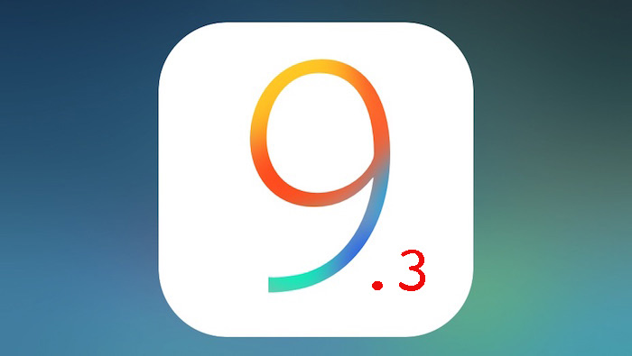 What's new in iOS 9.3 beta 3?