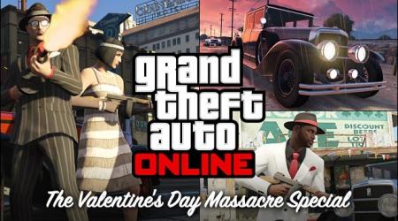 GTA Online: Be My Valentine 2016 update is live!