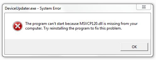 Msvcr120 Dll скачать для Windows 8 - фото 5