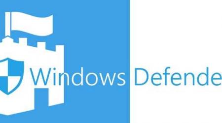 Defender in Windows 10