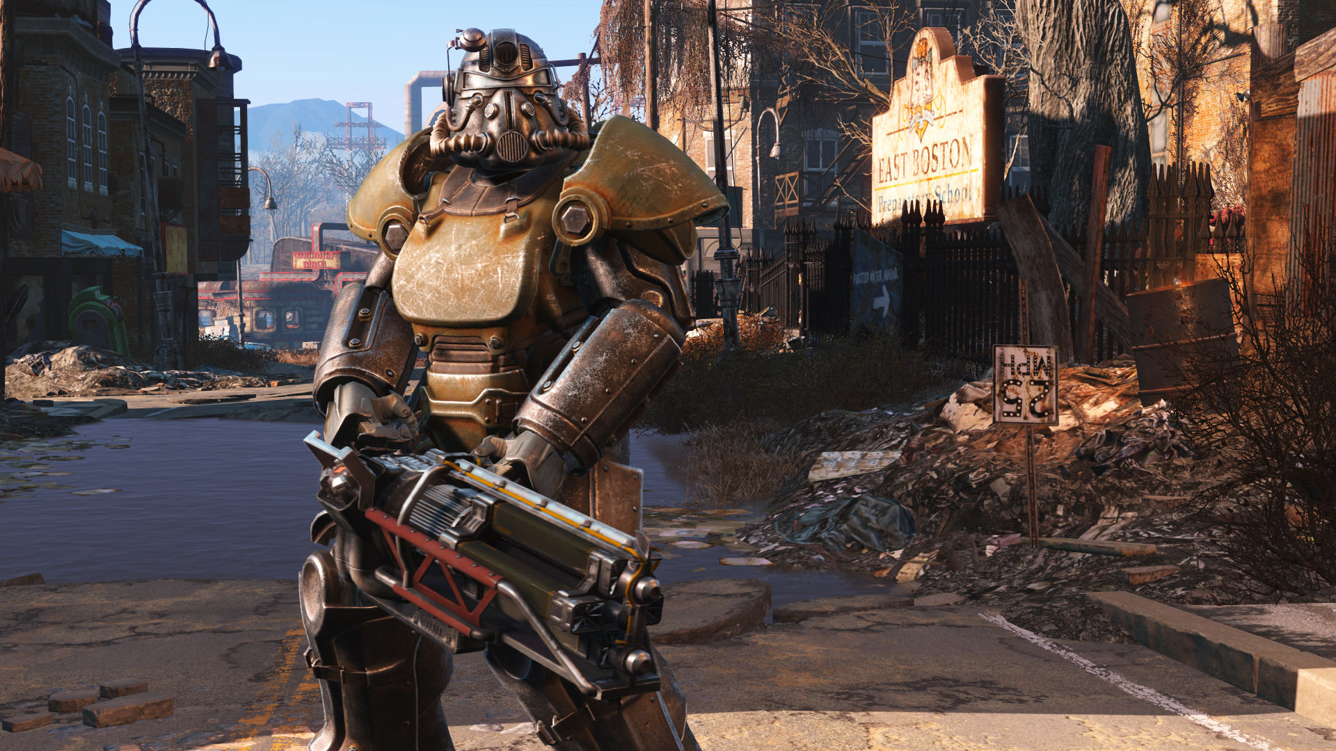 Patch 1.4 for the console versions of Fallout 4 will be released this week