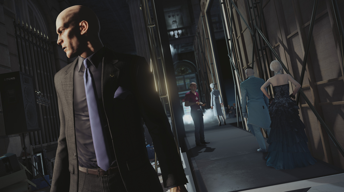 Talking HITMAN: Social Stealth