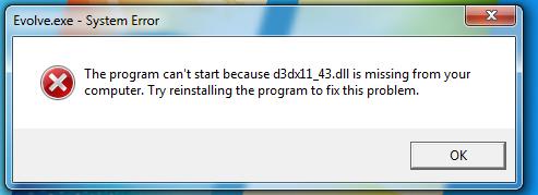 Скачать бесплатно программу d3dx11 43 dll