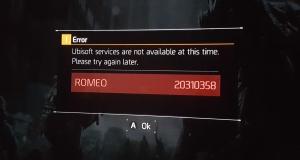 Romeo 20310358