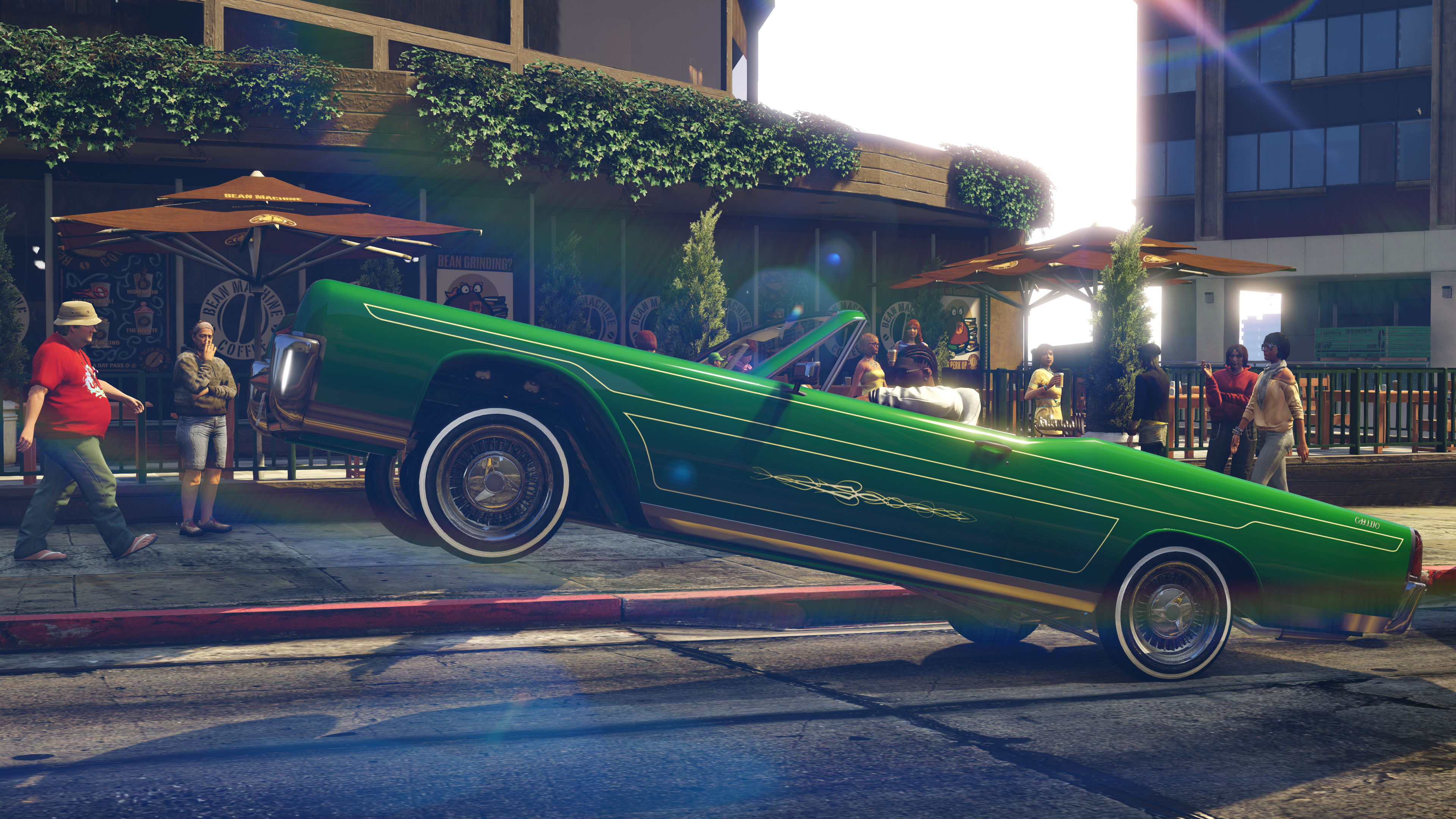 Rumor: «Lowriders 2» for GTA Online will be released on March 15
