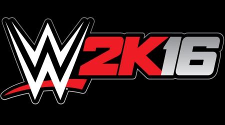 WWE 2K16 logo