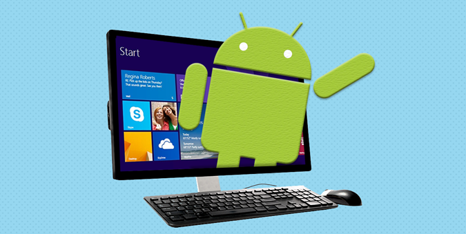 How to run Android on PC or laptop?