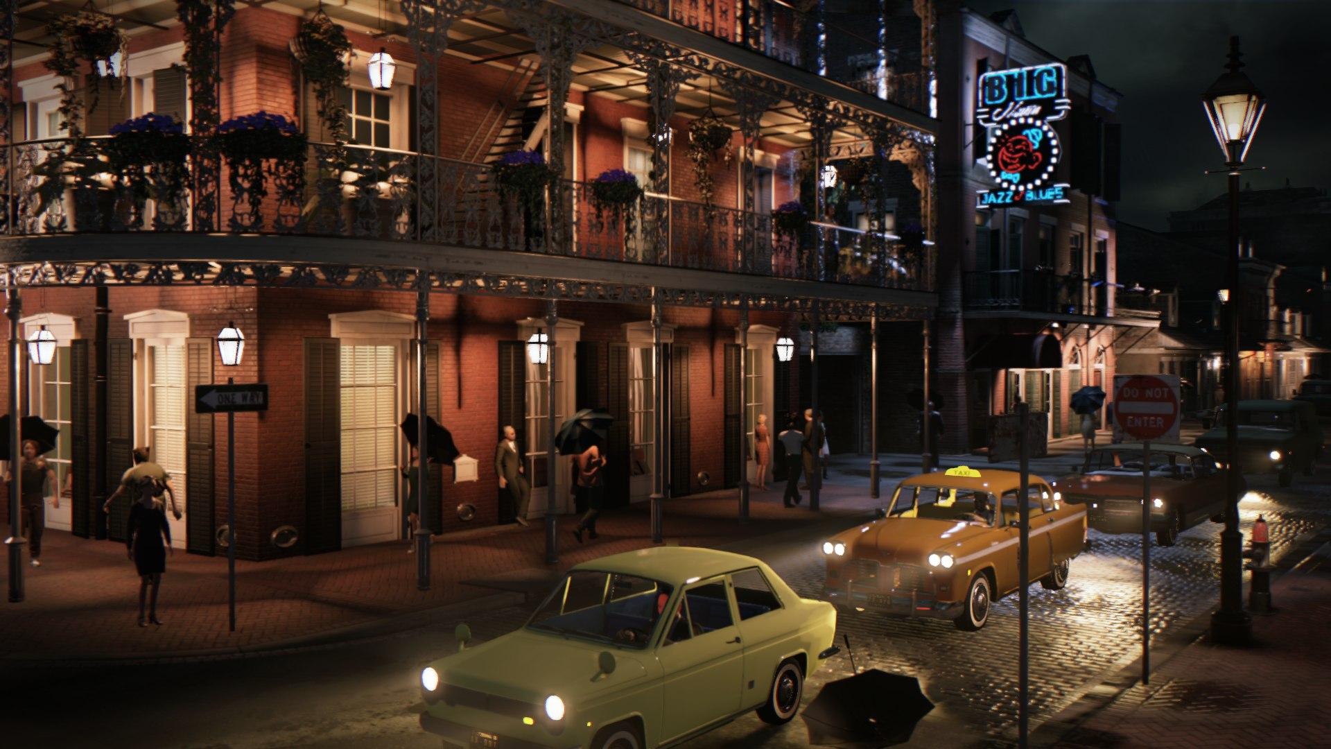 new screenshots of mafia 3