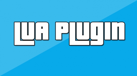 LUA Plugin for GTA 5