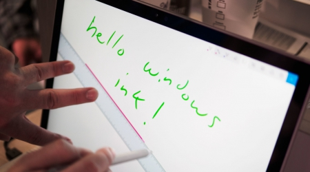 Windows 10 Ink Platform Build 2016