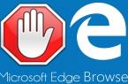 Adblock for Edge
