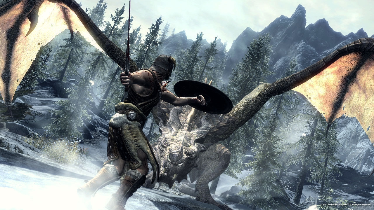 The Elder Scrolls V: Skyrim Special